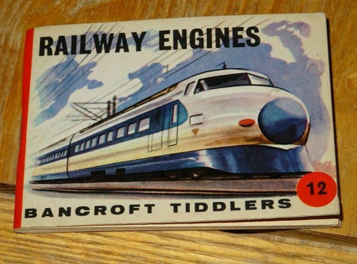 Bancroft Tiddlers - 12 Railway Engines
