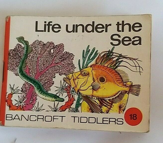 Bancroft Tiddlers 18 Life under the Sea