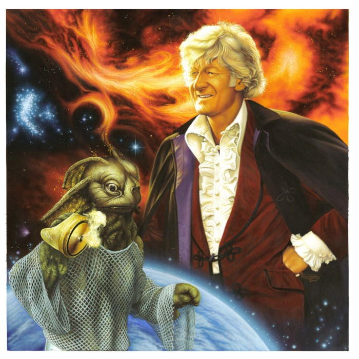 Doctor Who and the Sea Devils by Colin Howard