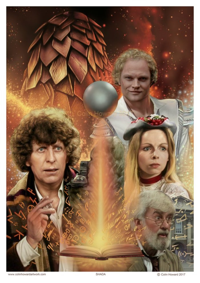 Doctor Who - Shada  by Colin Howard