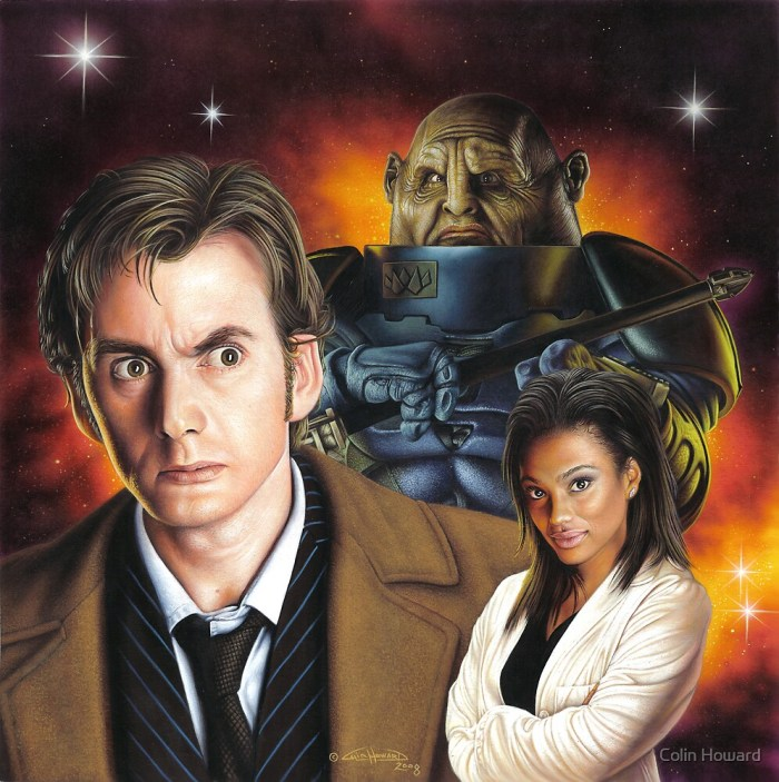 Doctor Who - The Tenth Doctor  by Colin Howard