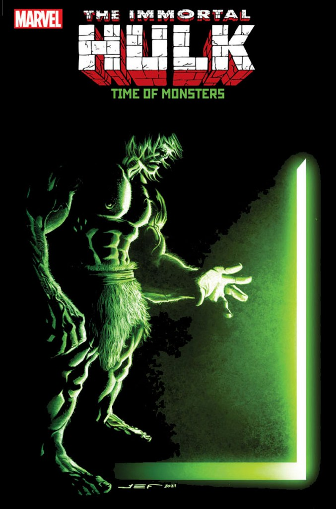 Immortal Hulk: Time of Monsters (2021) #1
