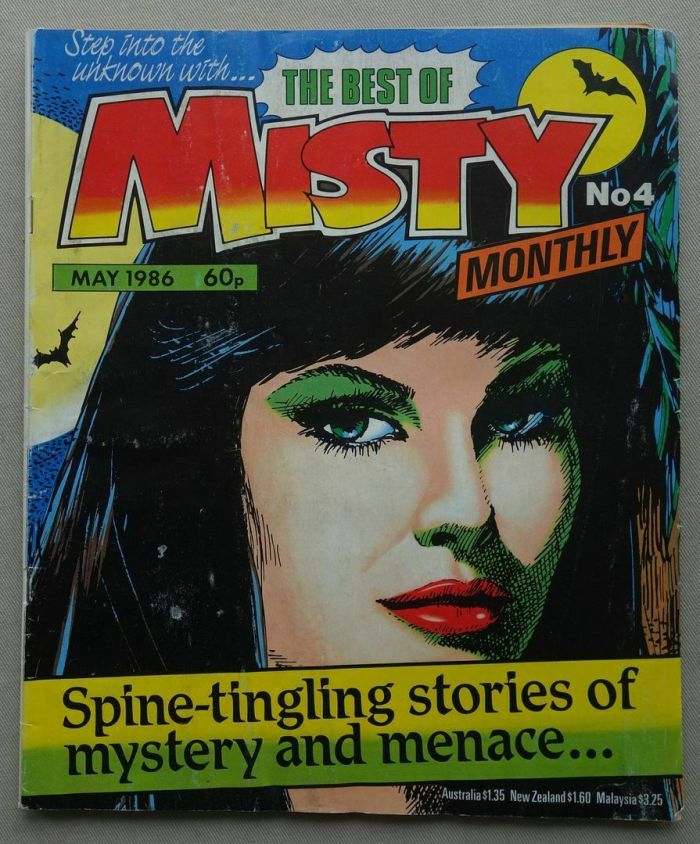 The Best of Misty Monthly No. 4 - May 1986