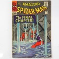 The Amazing Spider-Man #33 - (1966 - MARVEL - UK Price Variant) - Spider-Man battles vs. Doctor Octopus - Steve Ditko Cover and Interior art