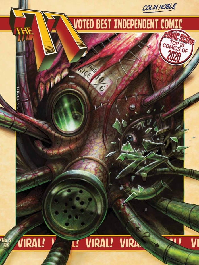 The77 #5 - Cover