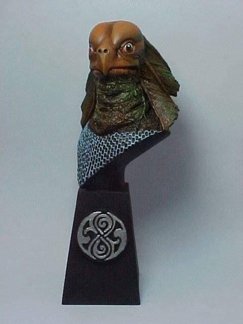 "Doctor Who sculpts by Neil ""Blackbird"" Sims - Sea Devil"