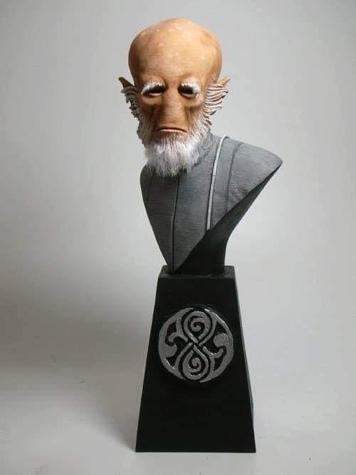 "Doctor Who sculpts by Neil ""Blackbird"" Sims - Sensorite"
