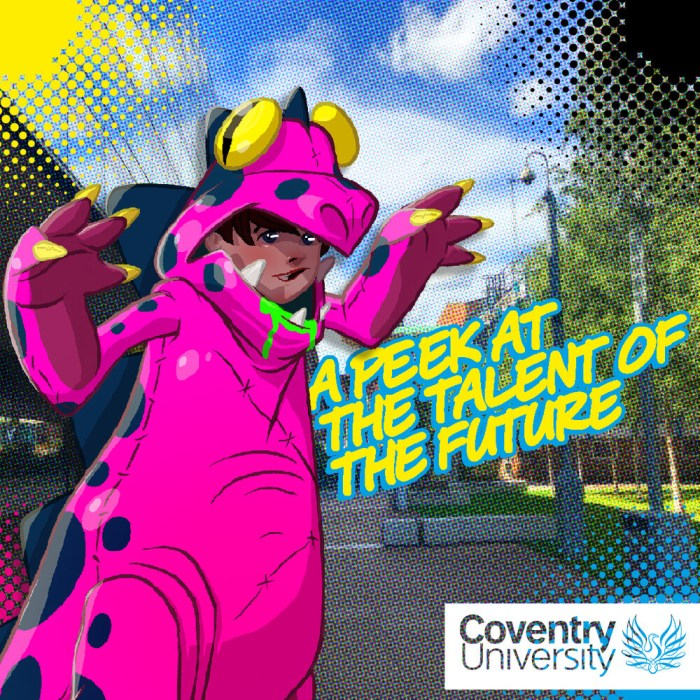 Meanwhile 2021 Coventry Future Talent