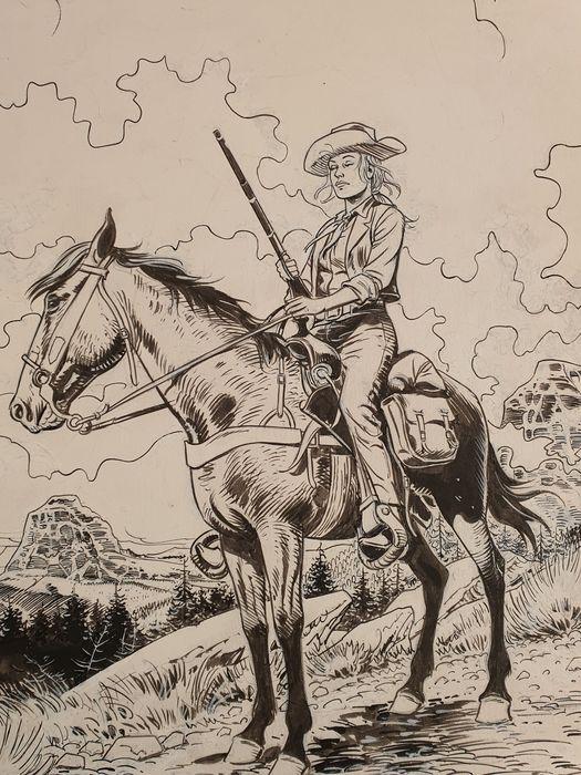Michel Rouge - Comanche (2020)