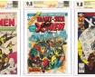 Heritage Auctions CGC Registry Signature X-Men Collection Showcase