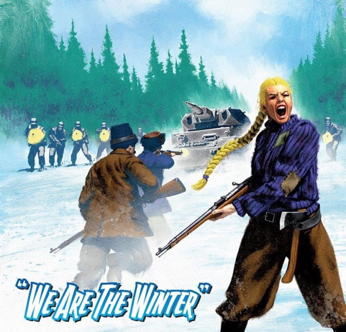 Commando 5443 - Home of Heroes: We Are the Winter FULL