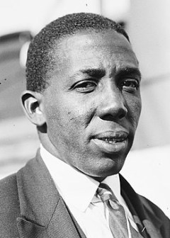 West Indian cricketer Learie Constantine - pictured here in Australia in 1930 - was paid £10 for his work for the first issue of Eagle,  on a par with similar contributions from other writers