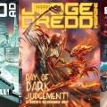 2000AD Prog 2236, Judge Dredd Megazine 433, Black Beth