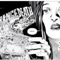 The Strange Death of Alex Raymond - Sample Art