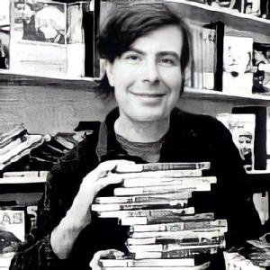 Alex Fitch in 2007
