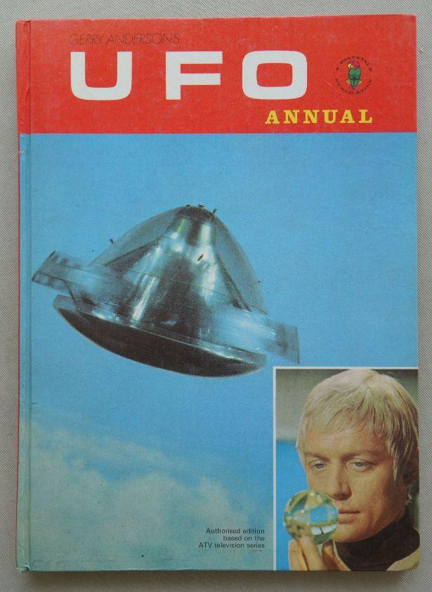UFO Annual 1971