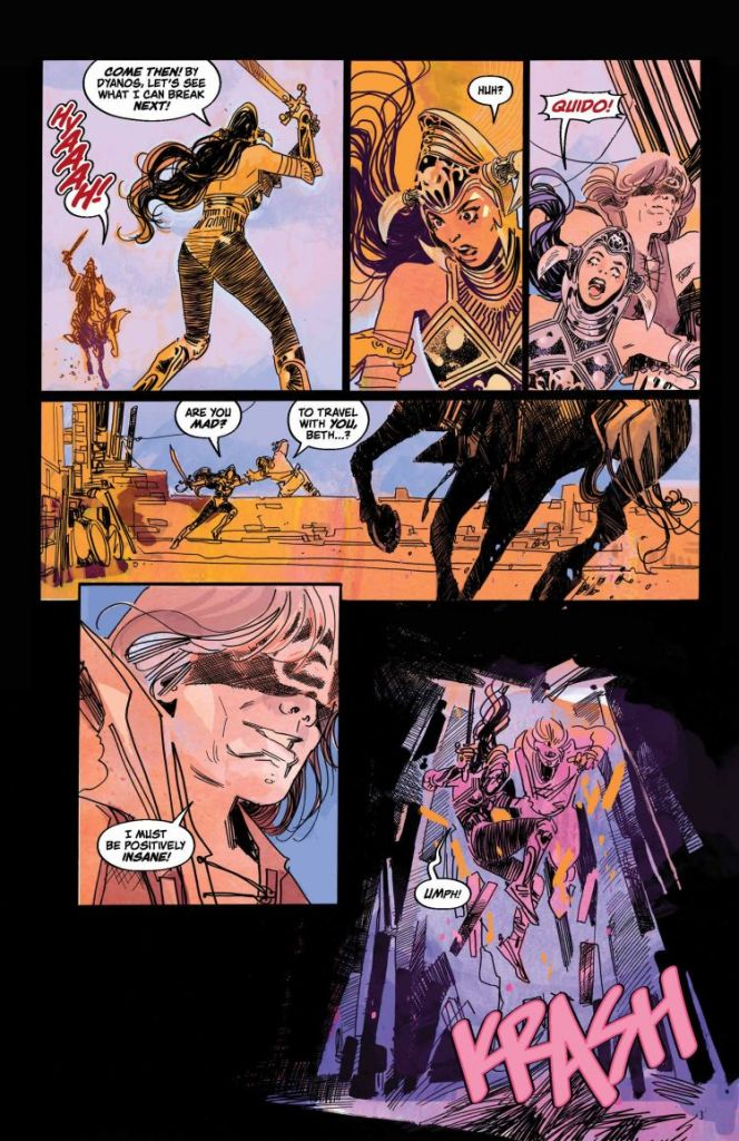 Black Beth & The Devils of Al-Kadesh S3