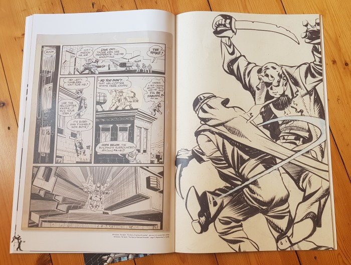 Musee Thomas Henry - The Spirit of Will Eisner Exhibition - Catalogue