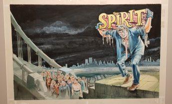 The Spirit Magazine Cover