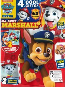 PAW Patrol Extra Issue One