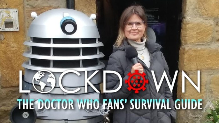 Lockdown - The Doctor Who Fans' Survival Guide - hosted by Sophie Aldred