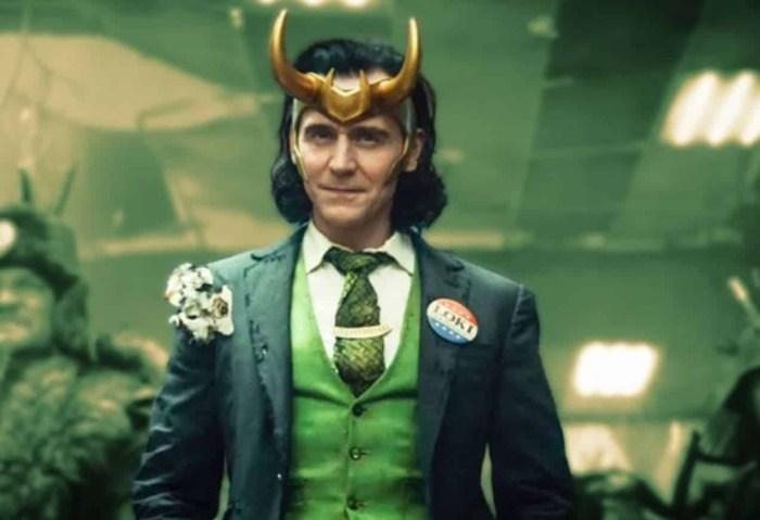 Tom Hiddleston as Loki. Image: Marvel/ Disney