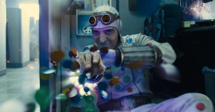 The Polka Dot Man (David Dastmalchian)