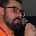 Stuart Mulrain, of True Believers Comic Festival