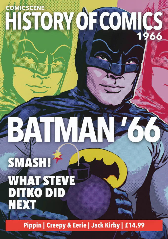 History or Comics 1966