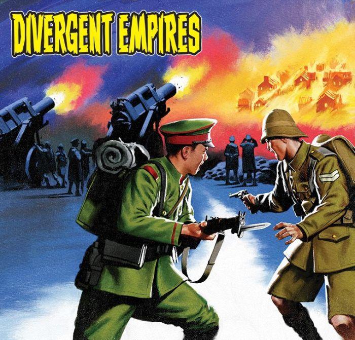Commando 5473: Action and Adventure - Divergent Empires FULL