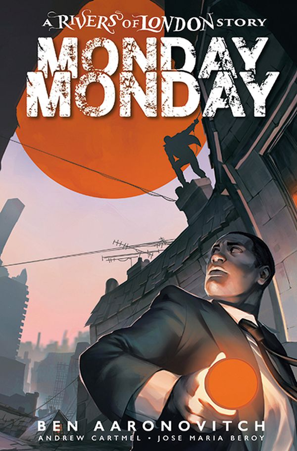 Rivers of London - Monday Monday #3 Cover B by VV Glass