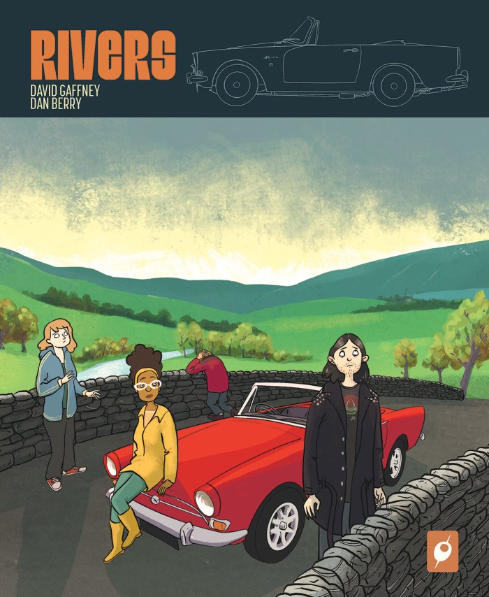 Rivers, by David Gaffney and Dan Berry