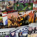 SHIFT Magazine #7 - on the news stand