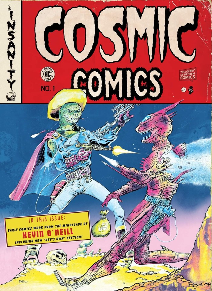 Cosmic Comics (Second Edition) - published by Hibernia