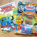 Thomas the Tank Engine and Friends No. 1 and Thomas & Friends 800 - Covers