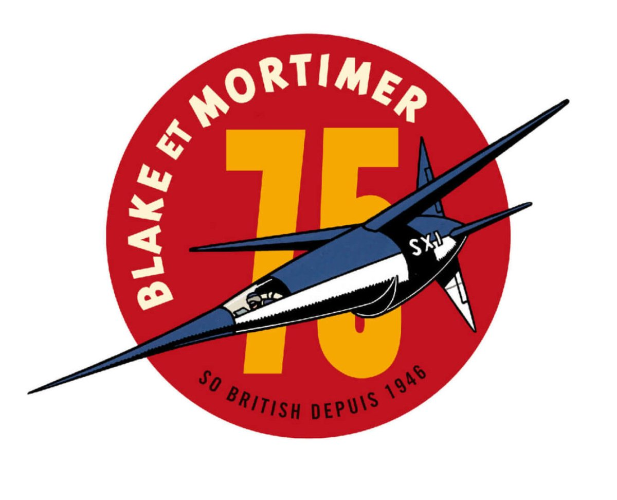 Blake and Mortimer 75th anniversary celebrated with special exhibition and collectibles – plus a series checklist