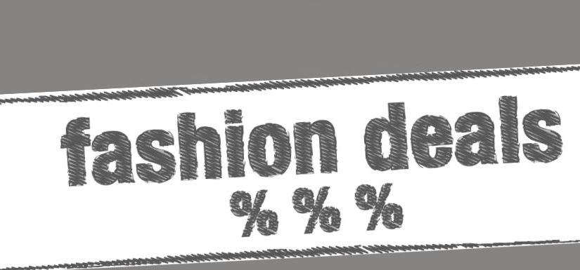 fashion deals