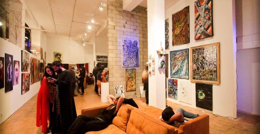 Los Angeles DOWNTOWN ART WALK – March-April 2018 -All Participating