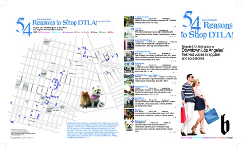 Where to Shop in DTLA