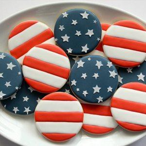 Patriotic Cookie Cutters