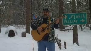 Bobby Mountain in Ellijay Snow