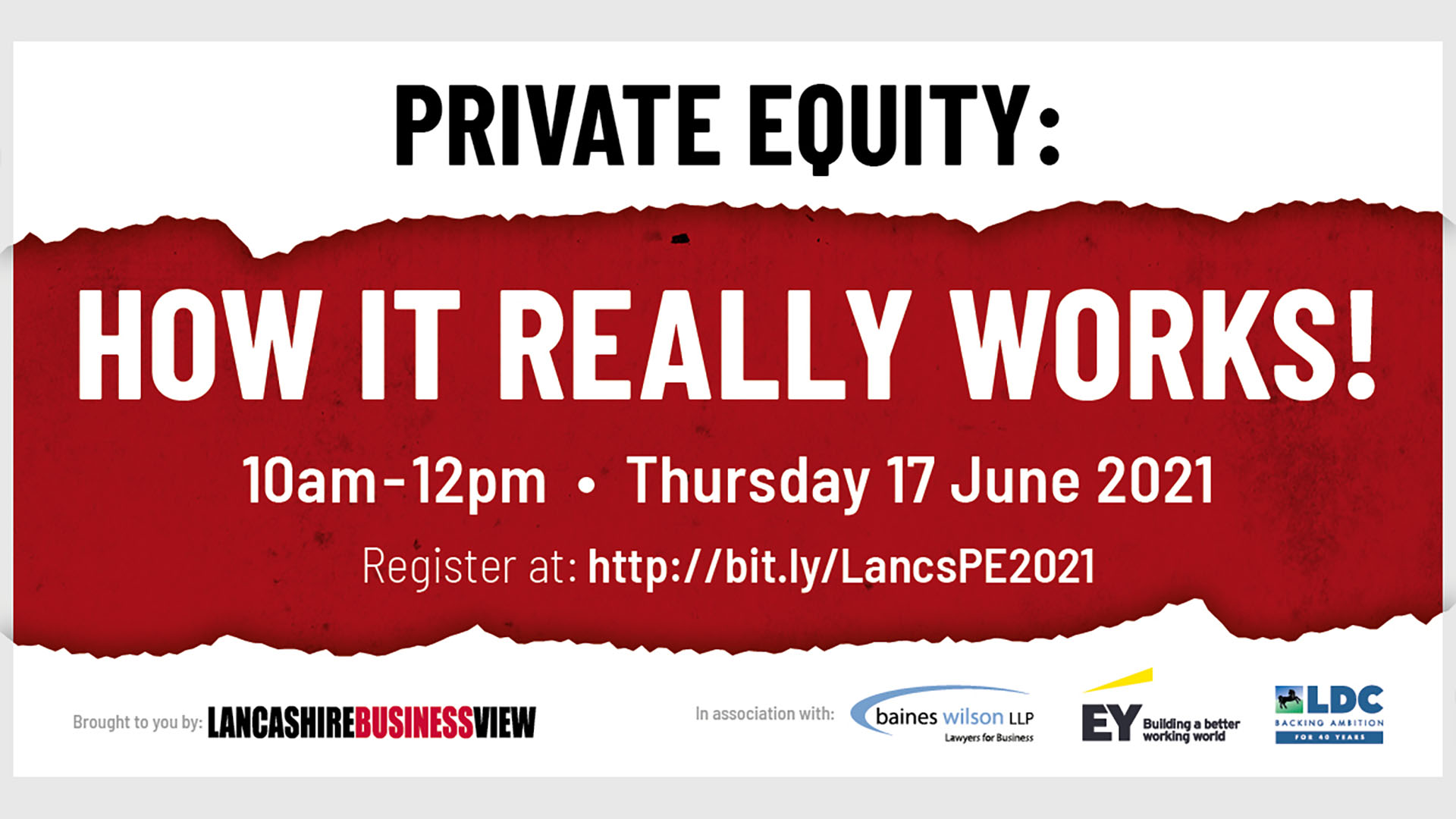 Bosses and experts line up for equity investment event