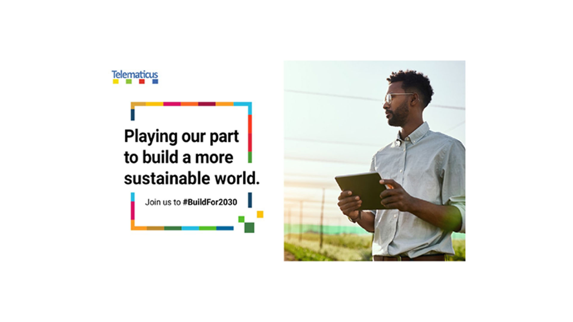 #BuildFor2030 – Case Study Opportunity