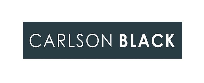 Carlson Black logo