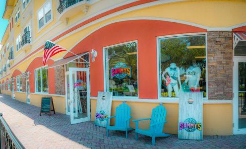 Sammy's Surf Shop is Already Making Waves