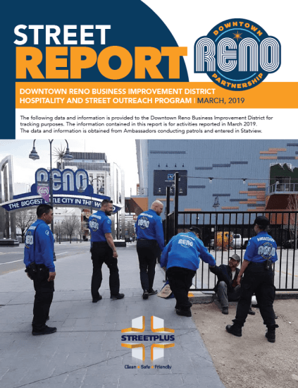 March 2019 streetplus report