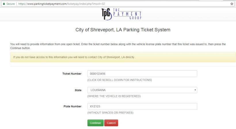 Sample Letter To Dispute A Parking Ticket | Jidiletter co