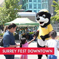 Surrey Fest Downtown 2015