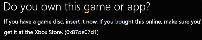 Xbox One Error Code 0x803f8001 Fix Dowser