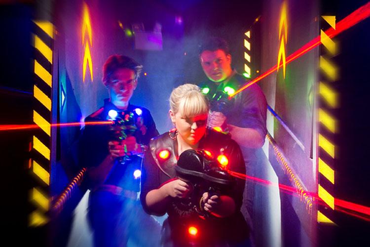 Image result for laser quest
